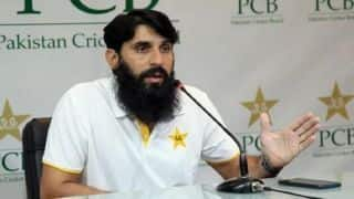 Misbah-ul-Haq Reveals Pakistan Considered Pulling Out of New Zealand Tour